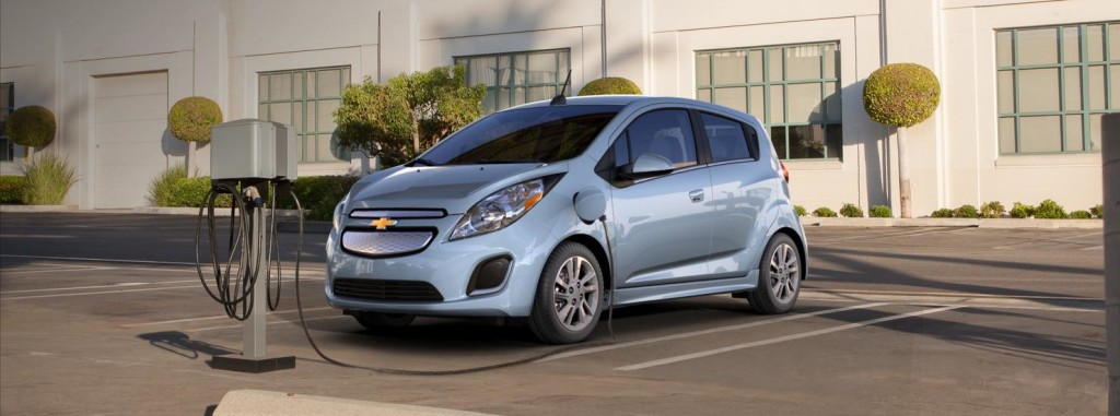 The 2016 chevy spark trims for tampa and sarasota drivers