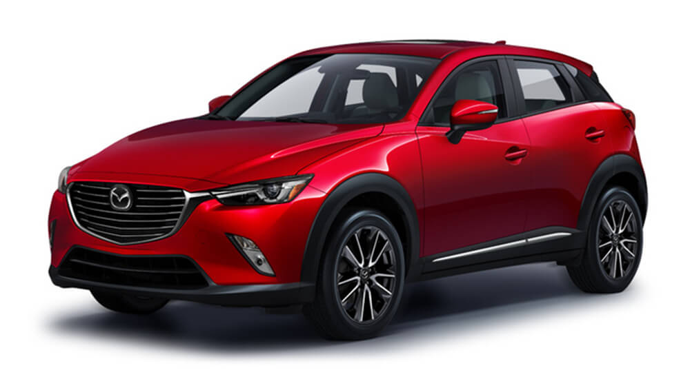 2017 mazda cx 3 red 200 interior and exterior images. Black Bedroom Furniture Sets. Home Design Ideas