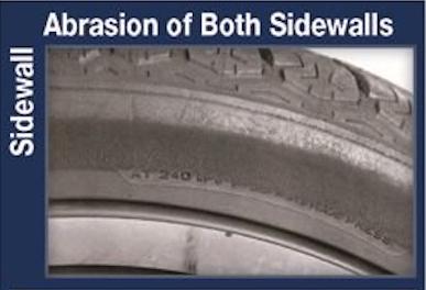 Sidewall Abrasion
