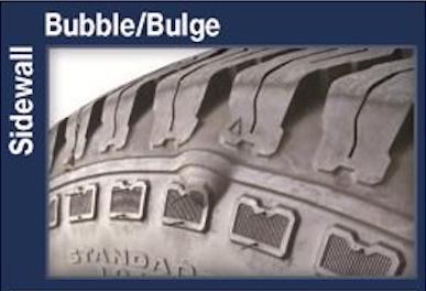 Sidewall Bubble