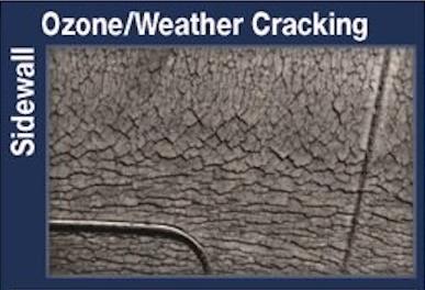 Sidewall Cracking