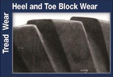 Tread Wear Heel_Toe