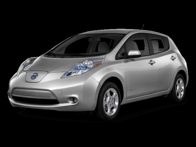 2016 Nissan LEAF Hybrid