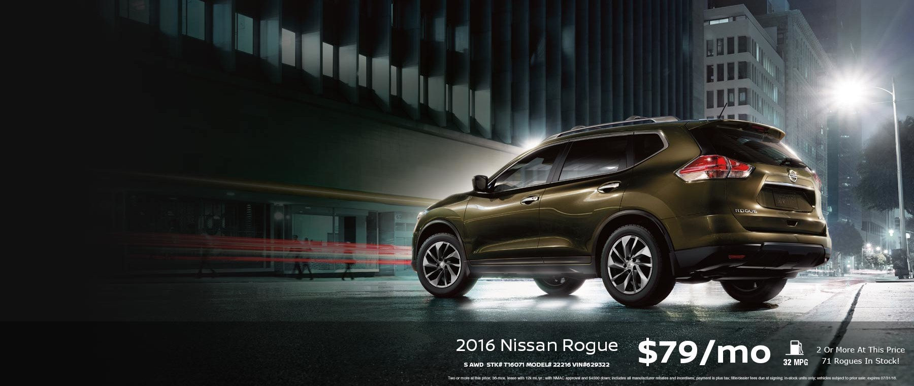 Andy Mohr Nissan Avon 2016 Rogue