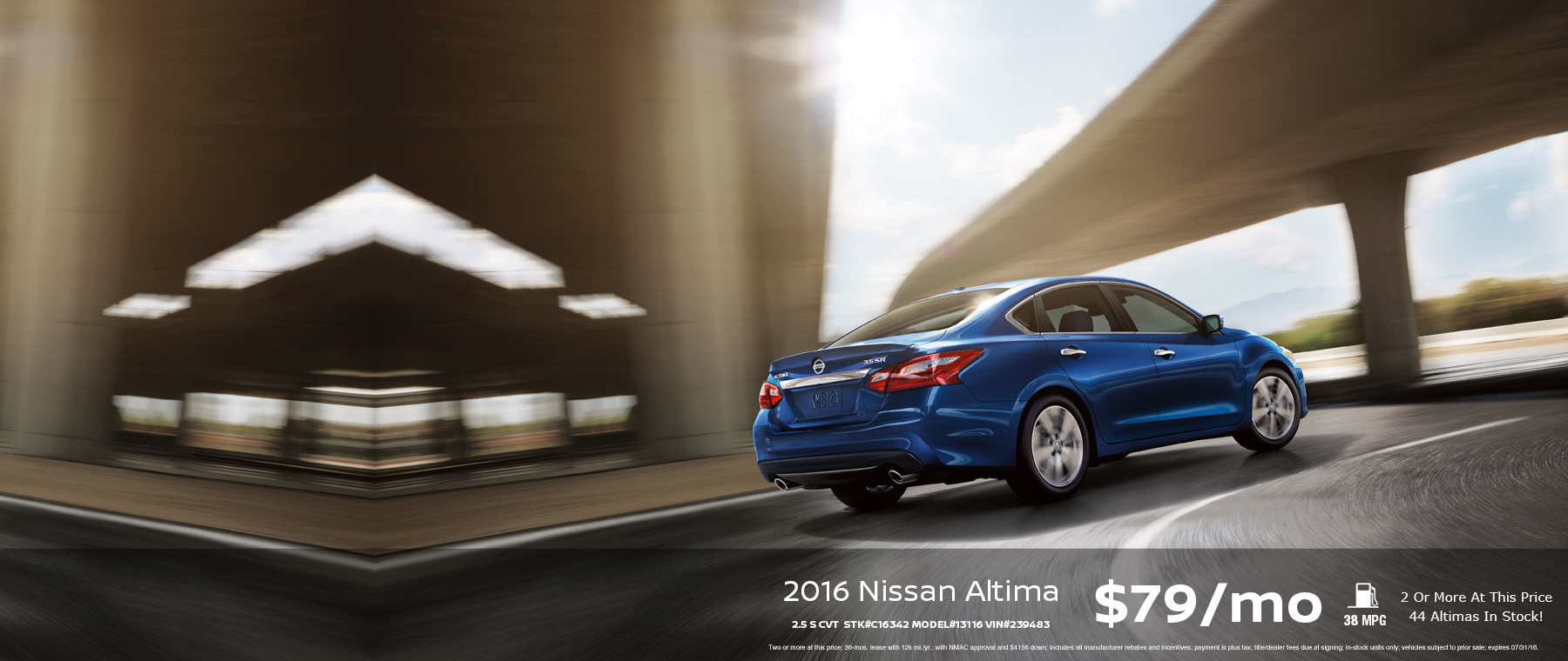 Andy Mohr Nissan Indianapolis 2016 Altima