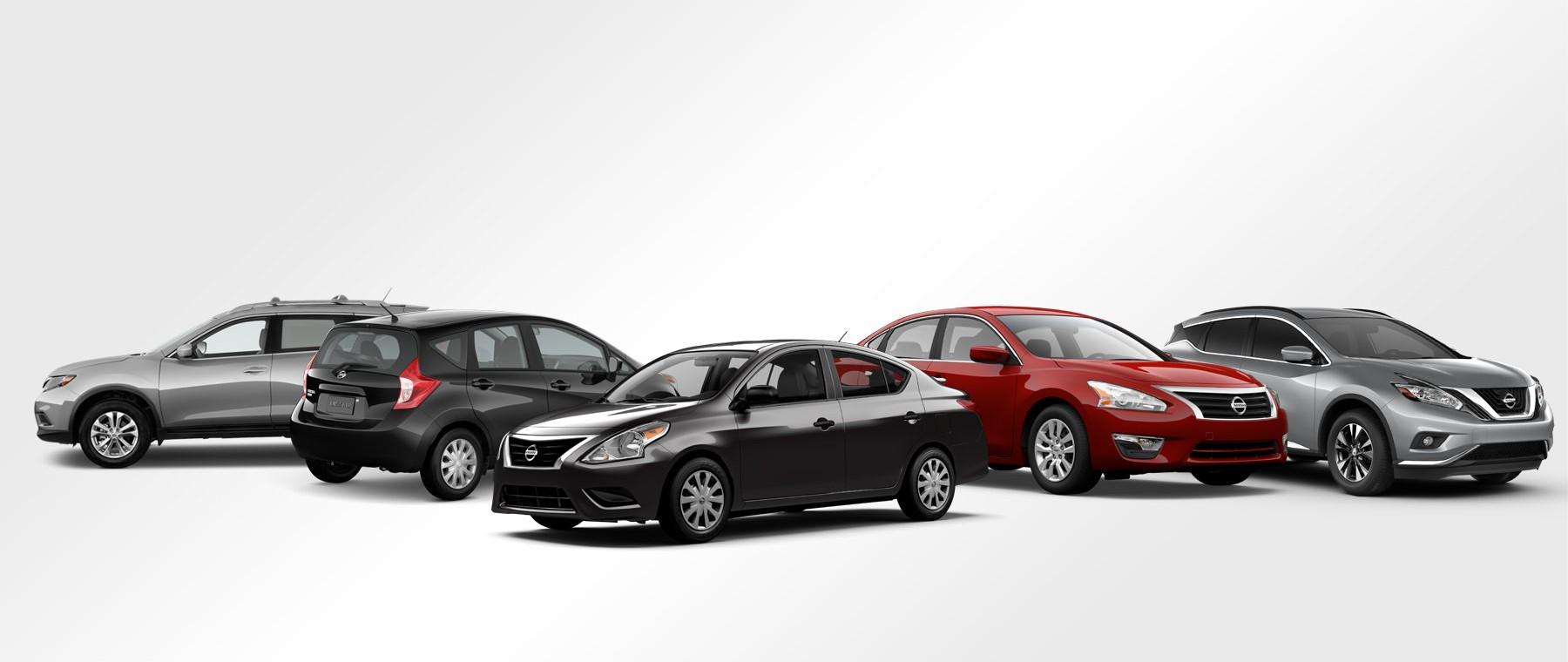 2015 Nissan Car Specials