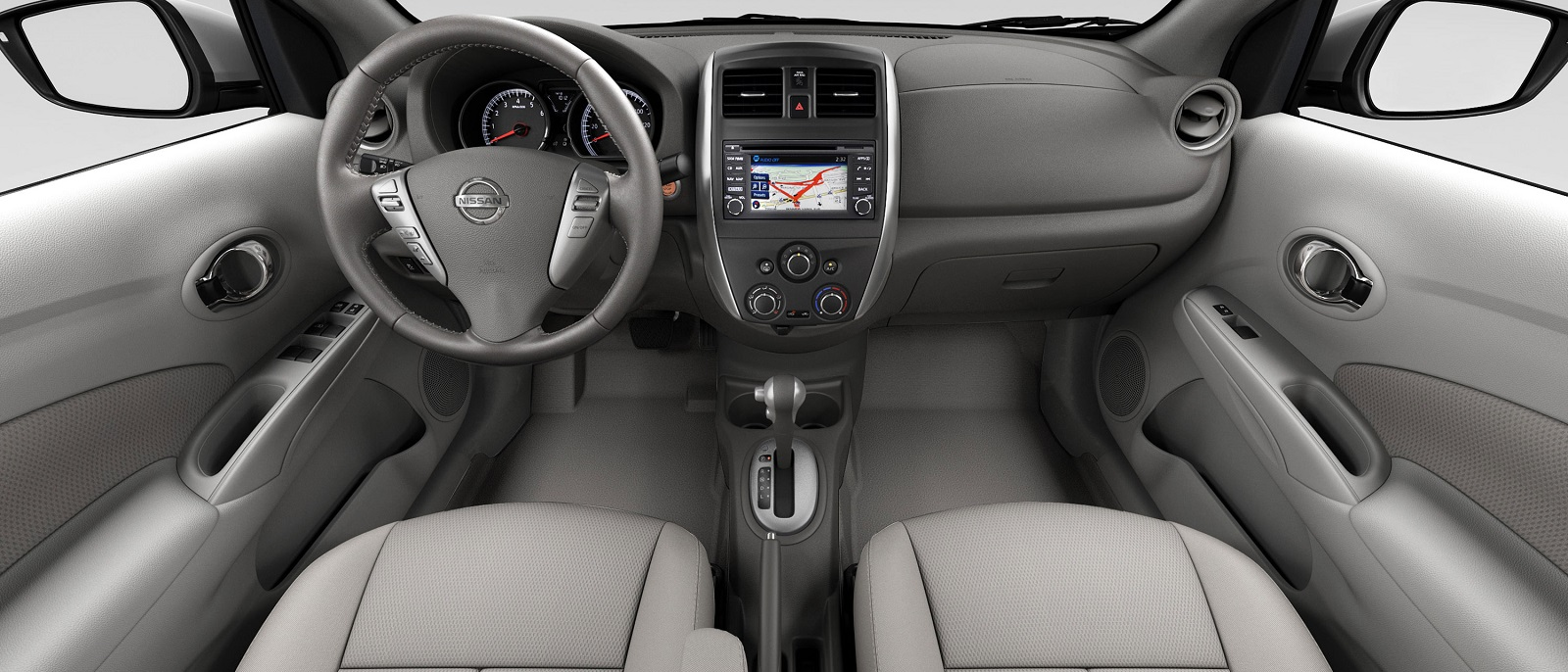 What The 2016 Nissan Versa Offers To Avon And Indianapolis