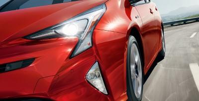 2017 Toyota Prius Exterior (Custom)