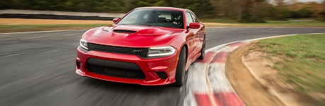 2016 Dodge Charger Performance