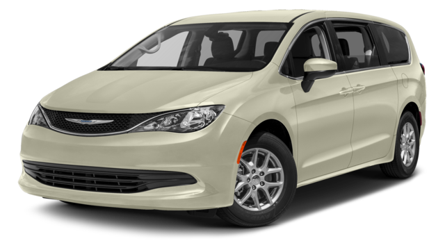 2017 Chrysler Pacifica Beige