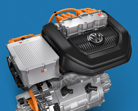 Volkswagen Electric Motor