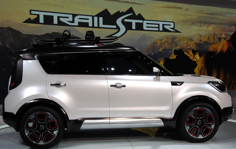 Kia Soul Awd >> Learn About The All New Kia Trail Ster Concept Carriage Kia