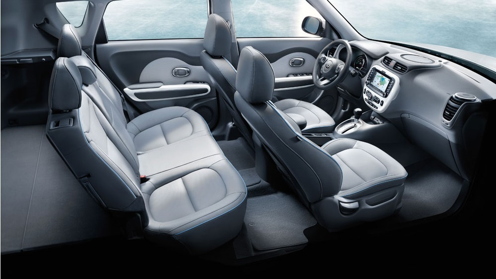 2016 kia soul ev model overview carriage kia. Black Bedroom Furniture Sets. Home Design Ideas