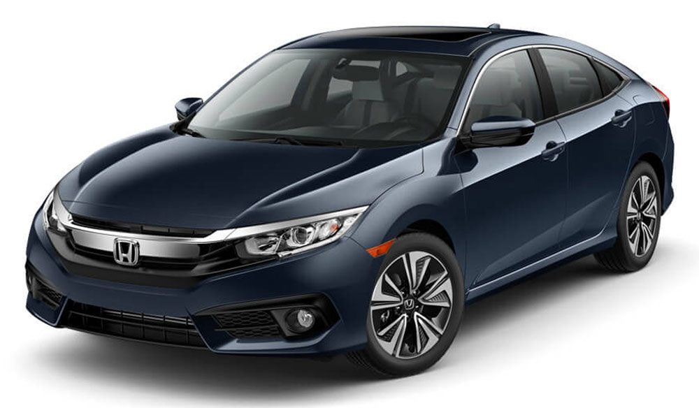 Honda Civic 2016 Vs 2017 >> Mitsubishi Lancer Vs Honda Civic Gainesville