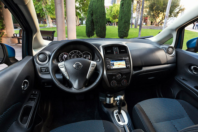 2015 Nissan Versa Note Model Overview
