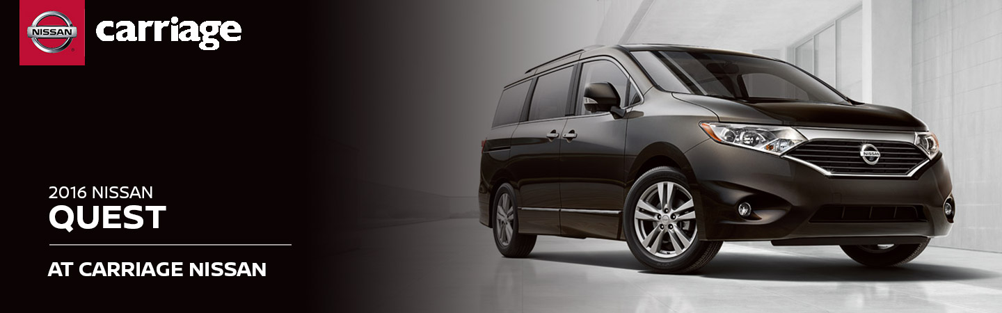 New Nissan Quest Gainesville, GA