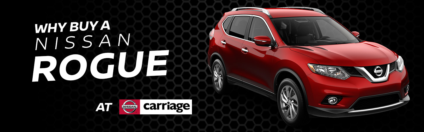 Why Buy a Nissan Rogue