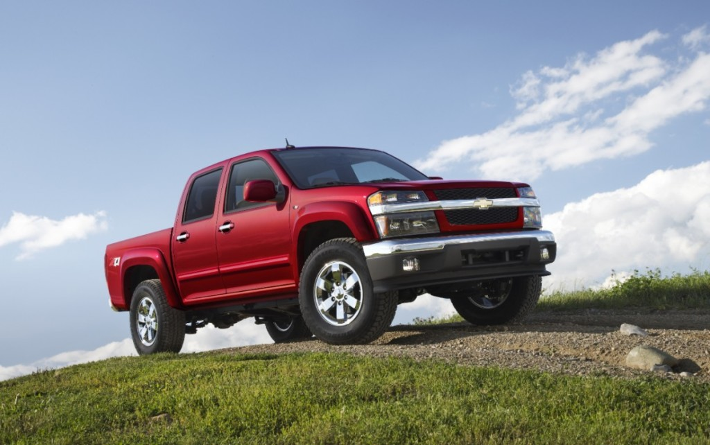 2012 Chevy Colorado 2LT