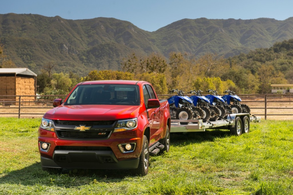 2016 Chevy Colorado Diesel Field
