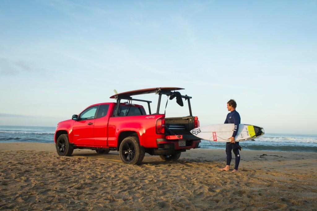 2016 Chevy Colorado Shoreline