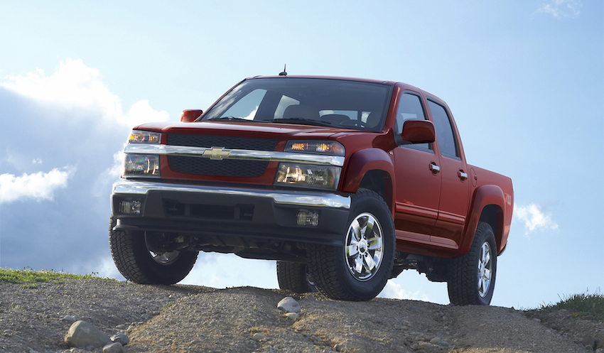 Pre-Owned Chevy Truck