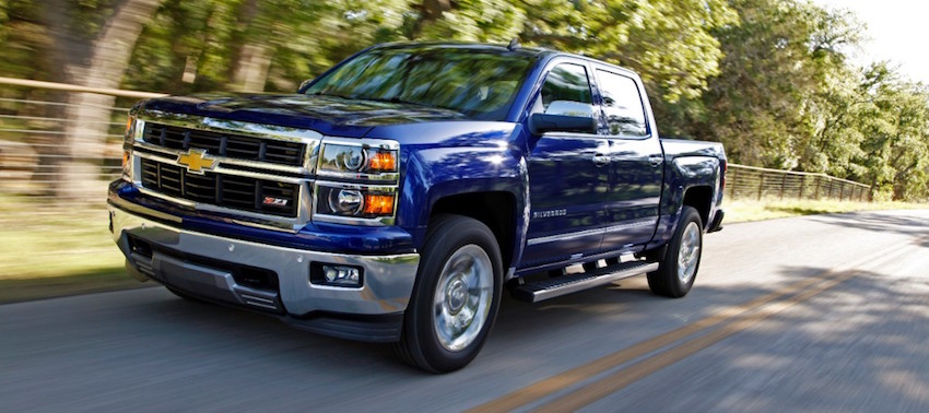 Chevy Silverado Used