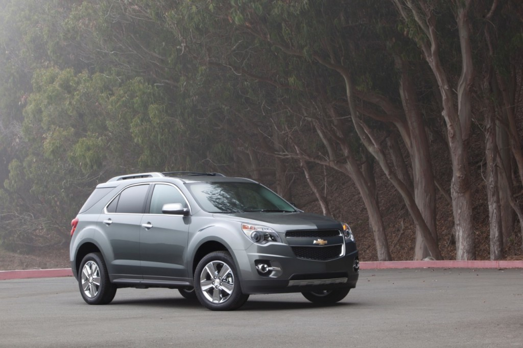2015 Chevy Equinox City