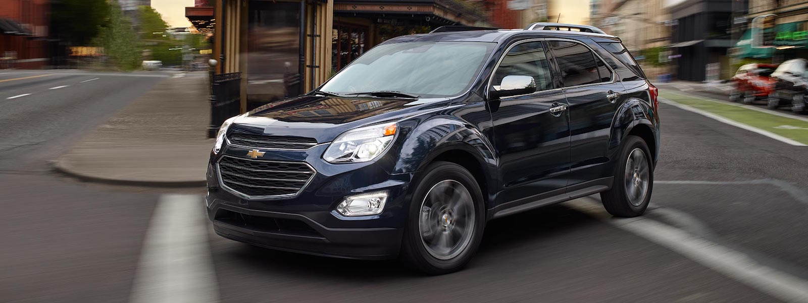 Chevy Equinox Performance