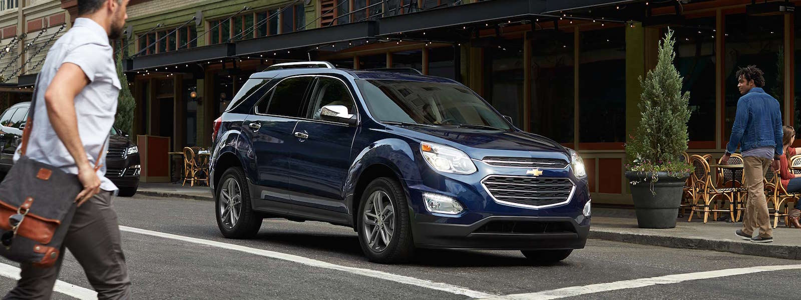 Chevy Equinox Safety