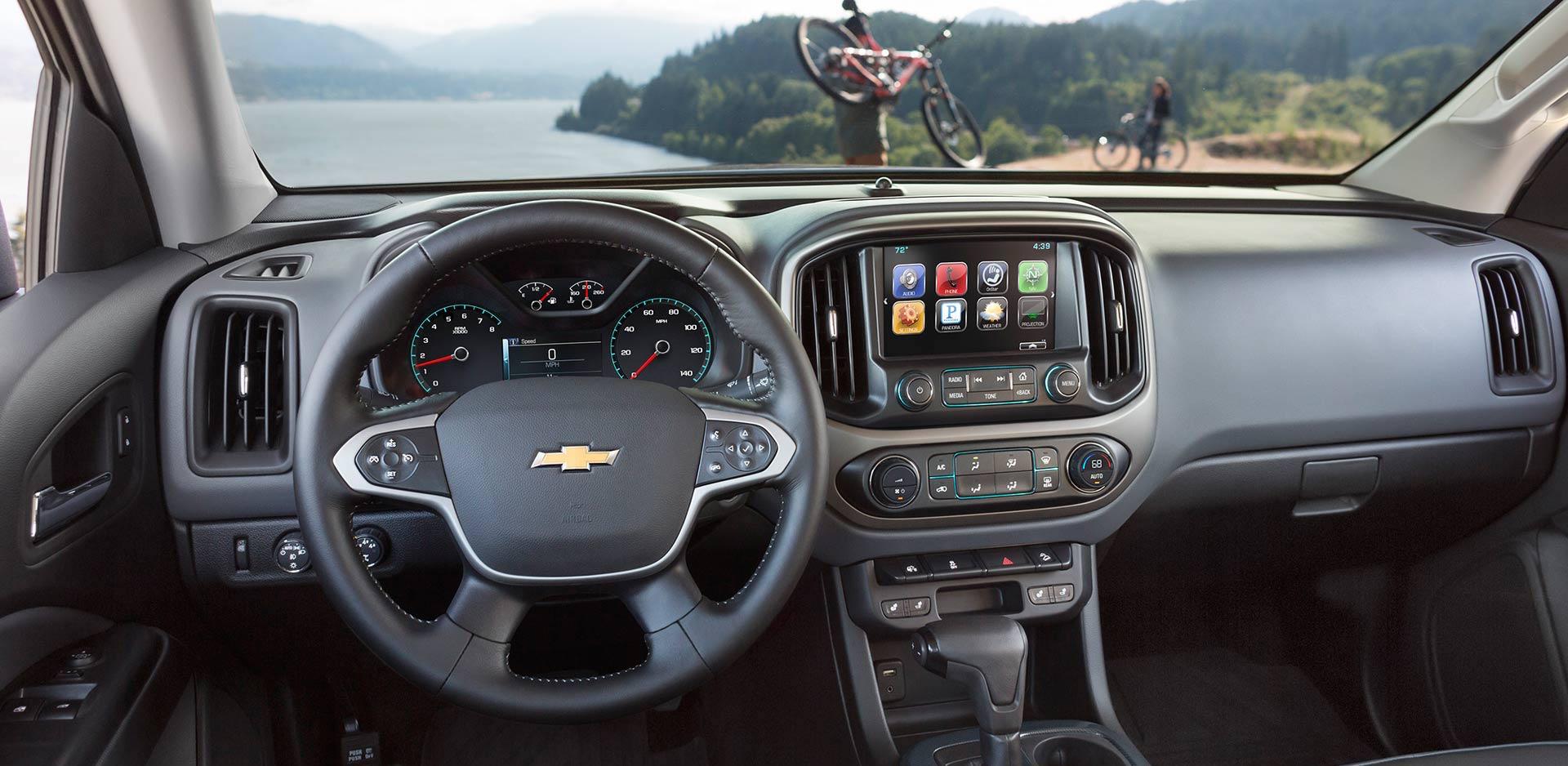 Chevy Colorado Technology