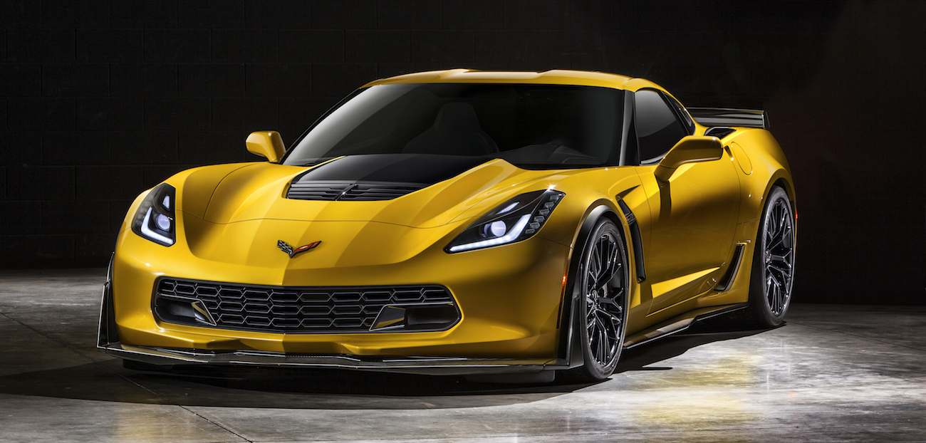Chevy Corvette Design