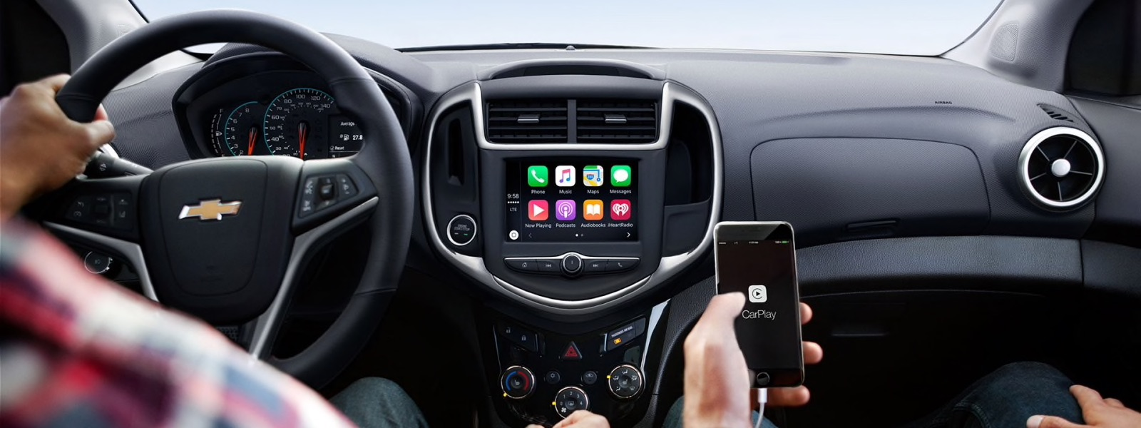 Chevy Spark Technology