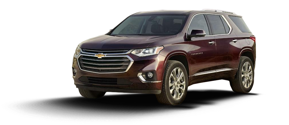 New Chevy Traverse Naperville IL