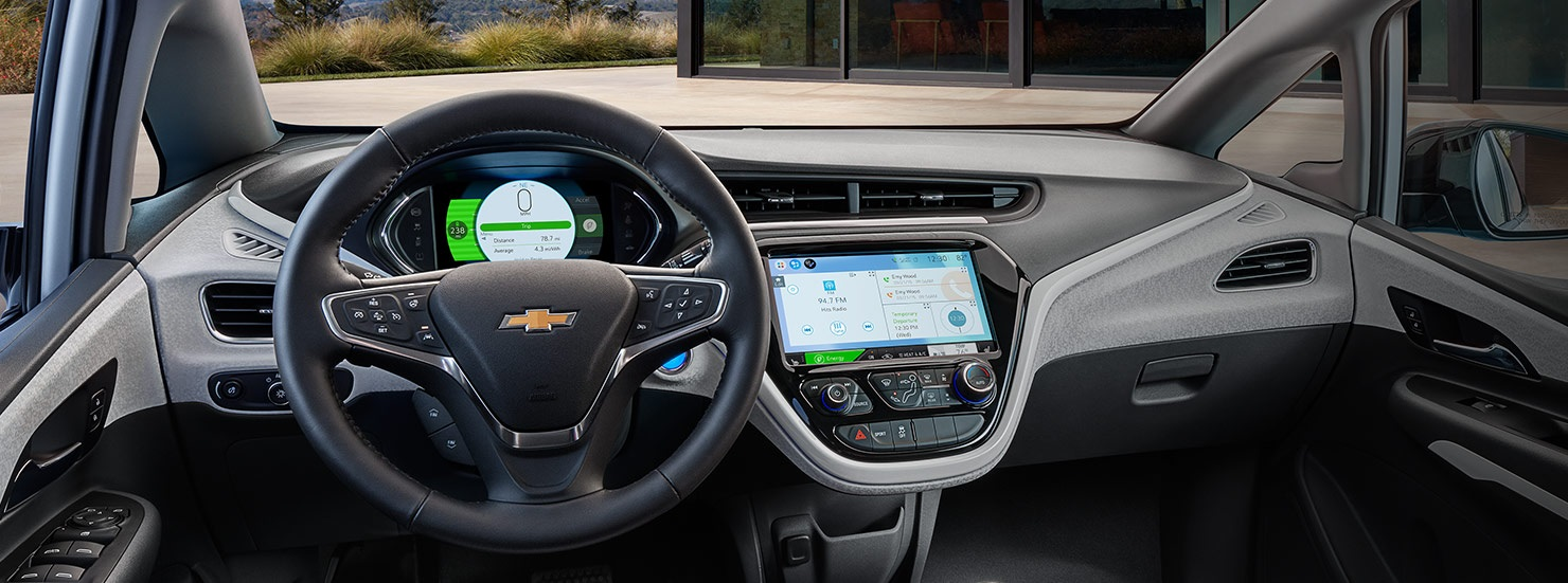 Chevy Bolt Technology
