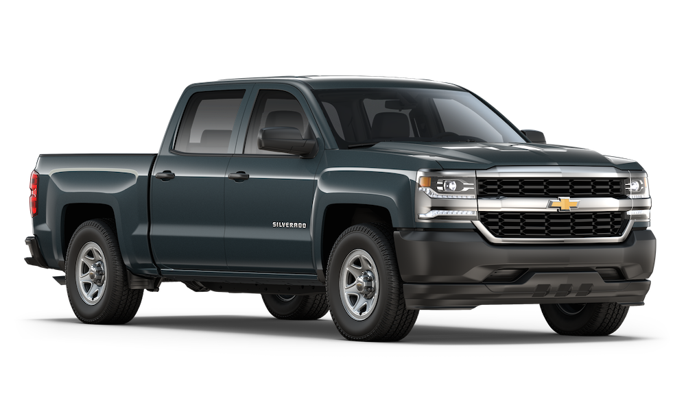 2017 chevy silverado vs 2017 ford f 150 chevrolet of. Black Bedroom Furniture Sets. Home Design Ideas