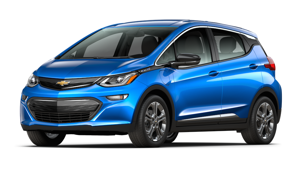 New Chevy Bolt Naperville IL