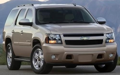 Chevy Suv Models >> Information On 2005 2010 Chevrolet Tahoe Models Cox Chevrolet