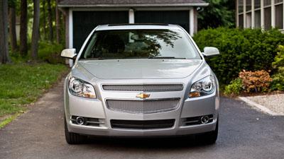 Used Chevrolet Malibu
