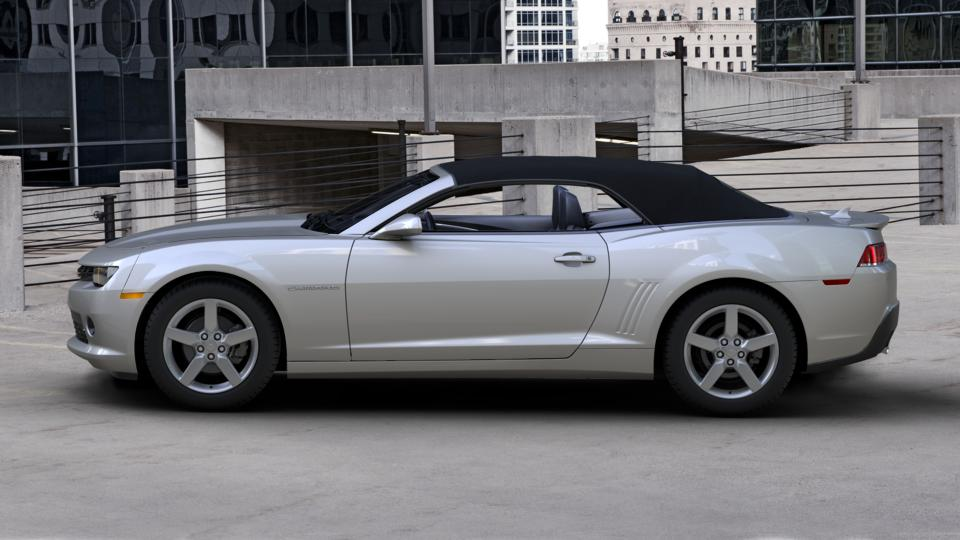 Perfect 2014 Chevy Camaro 1LT Convertible