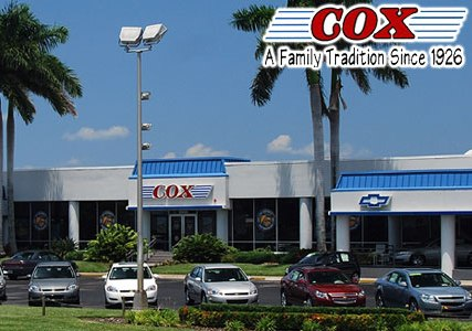 Cox Chevrolet Bradenton >> Quality Used Chevrolets Are At Cox Chevrolet In Bradenton