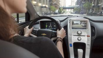 2015 Chevy Volt Safety