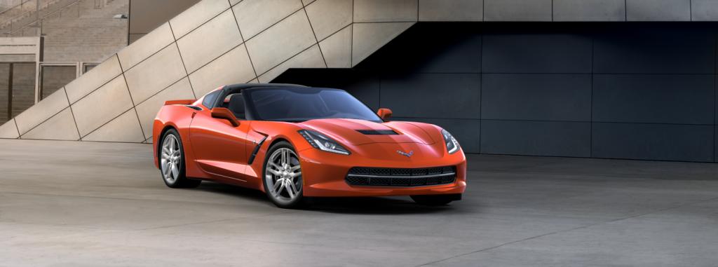 2015 Stingray Daytona Sunrise Orange Metallic