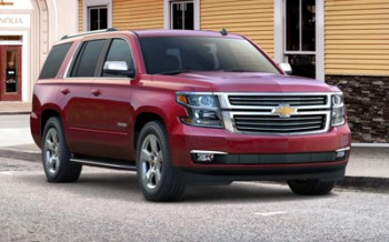2015 Chevy Tahoe vs. 2014 Toyota Sequoia | Cox Chevrolet
