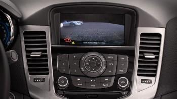 2015 Chevrolet Cruze Diesel - safety