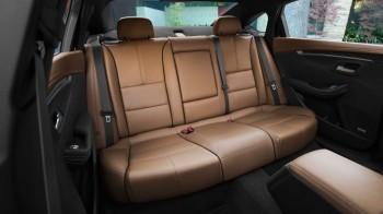 2015 Chevy Impala Interior 3