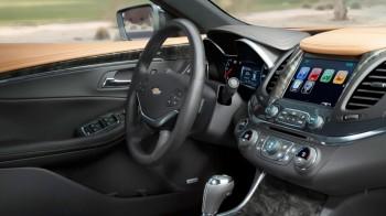 2015 Chevy Impala Interior 4