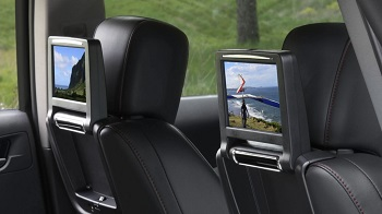 2015 chevy equinox rear seat entertainment