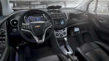 2015 Chevy Trax Safety