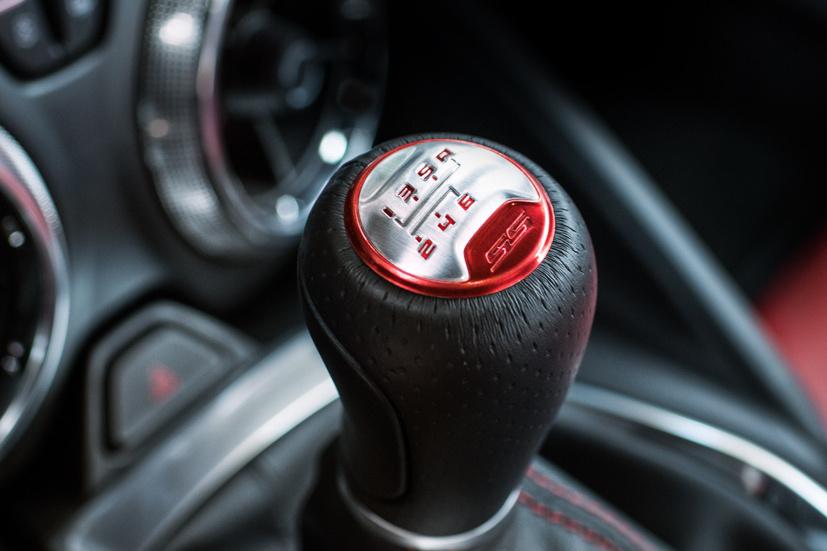 2016 Camaro Performance