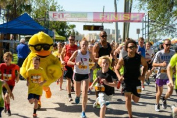 Pace 5K Duck Race